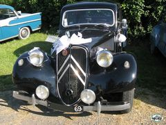 Citroën Traction 11 BL