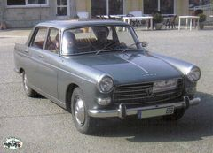 Peugeot 404 injection