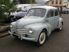 Renault 4 AFFAIRE