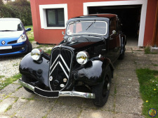 Citroën Traction 11 AL